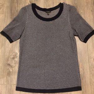 Talbots short sleeve sweater size medium